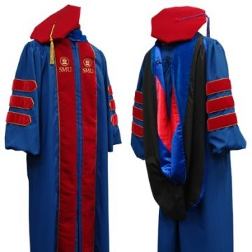 PHD Gown for Hire
