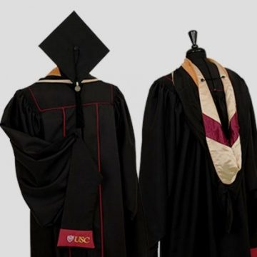 Masters Gown For Sale