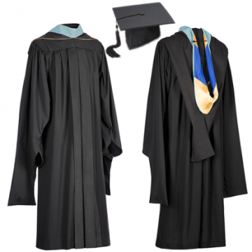 Masters Gown For Hire